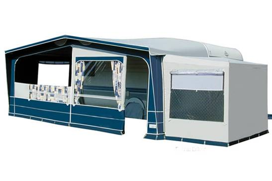 Caravan Awning Annex and Inner Tents